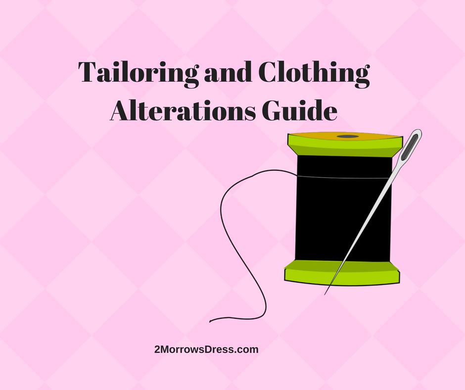 Tailoring and Alterations Guide