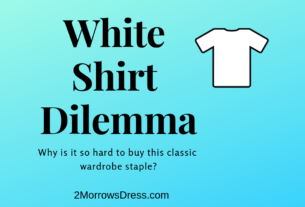 White Shirt Dilemma - Why is it so hard to find the classic white tee shirt?