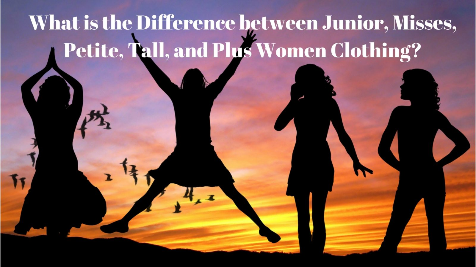 What is the Difference between Junior and Misses_