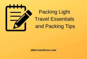 Packing Light Travel Essentials and Packing Tips