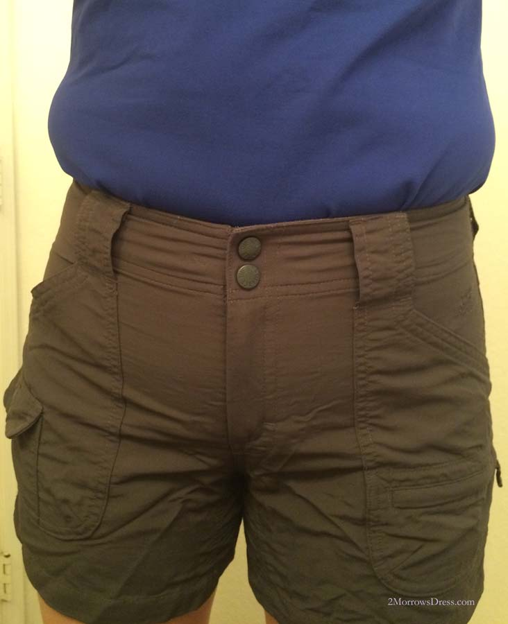 Muffin Top example, just too small