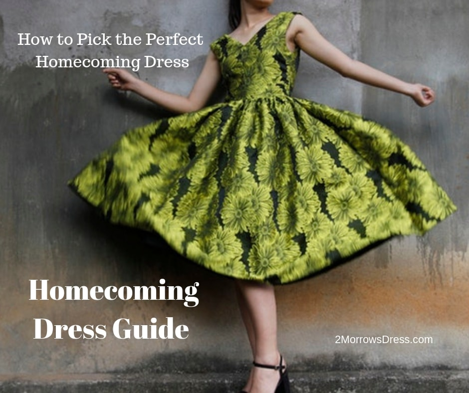 Homecoming Dress Guide
