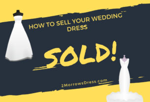 Tips on How to Sell Your Wedding Dress