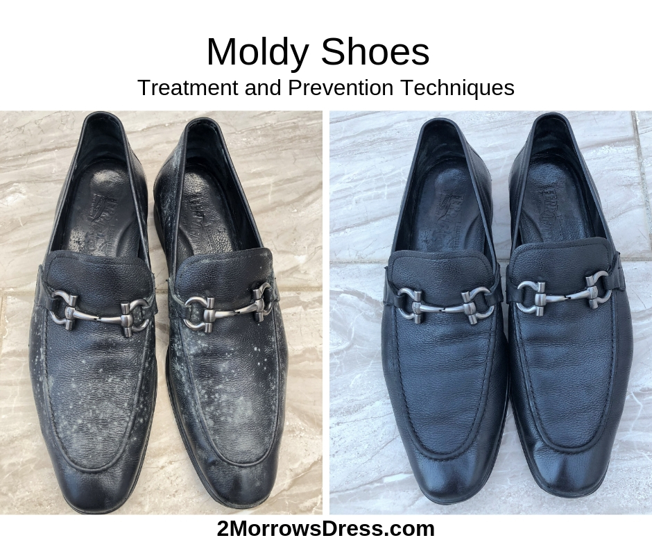 Moldy Shoes Treatment and Prevention