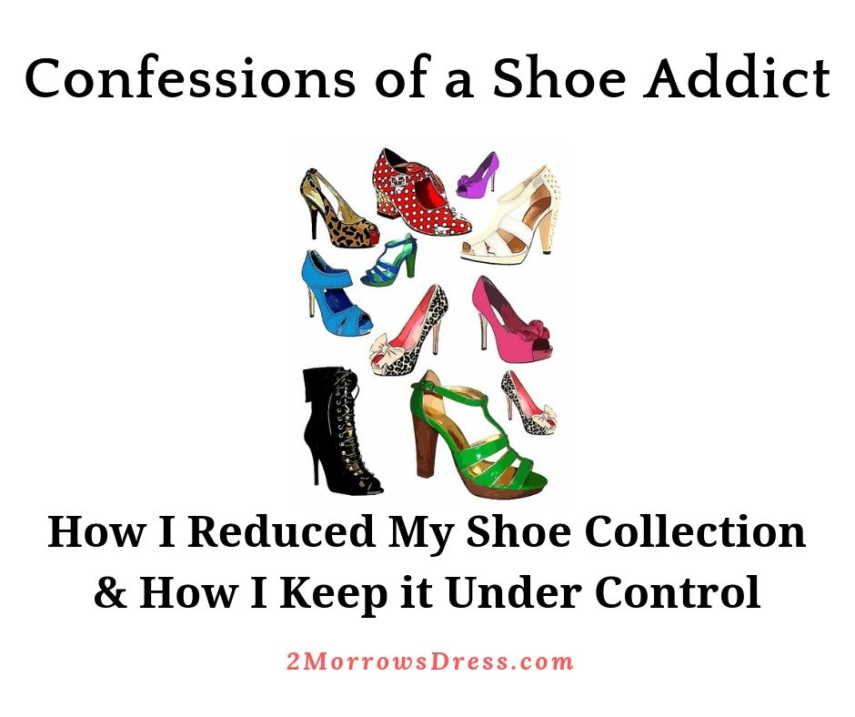 Confessions of a Shoe Addict