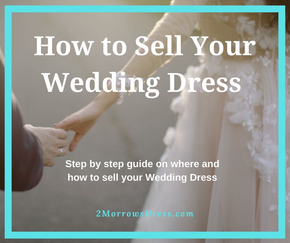 How To Sell Your Wedding Dress Best Wedding Resale Sites And